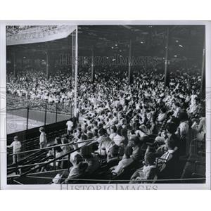 1969 Press Photo Tiger's Firemens Field Day draws crowd - RRW91015