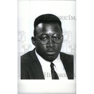 1990 Press Photo Finney High Shedrick Perry - RRX39597