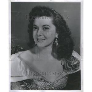 1948 Press Photo Ann Rutherford (Actress)