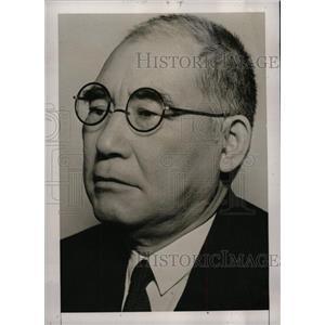 1941 Press Photo Admiral Kichisaburo Norma United State - RRW71931