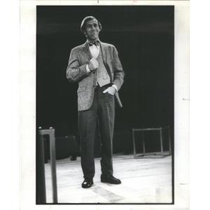 1974 Press Photo Peter De Maio in Status Quo Vadis. - RSC70663