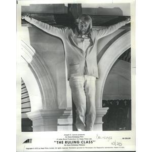 1972 Press Photo Peter O'Toole Irish Film & Television Actor - RSC88617