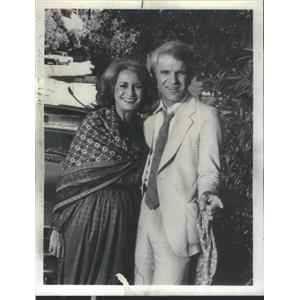 1978 Press Photo Barbara Walters Steve Martin Actors - RSC79563