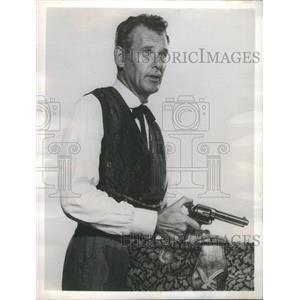1959 Press Photo Robert Rockwell Man From Blackhawk - RSC44361