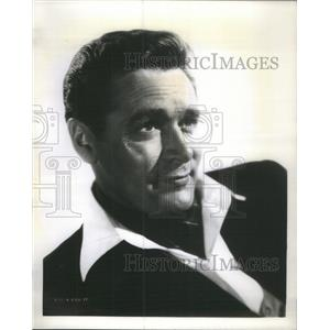 """1958 Press Photo Guy Rolfe """"It's Never Too Late"""" - RSC50049"""