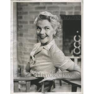 1955 Press Photo Linda Porter is an American Character Actress - RSC00003