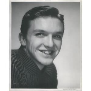 1957 Press Photo Wayne Maxwell The Matchmaker Film Actor - RSC80315