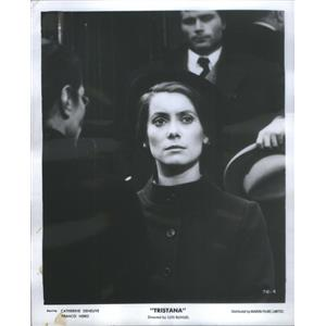 1974 Press Photo Copy Catherine Deneuve In Scene From Tristana - RSC69971