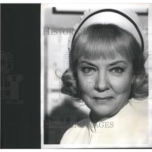 1972 Press Photo Audrey Totter American Actress. - RSC57749