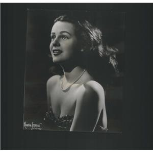 1950 Press Photo Lorry Raine Actress, Singer - RSC87889