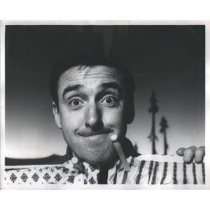 1966 Press Photo Actor Jim Nabors - RSC99701
