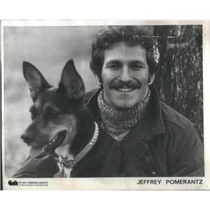 1973 Press Photo Jeffrey Pomerantz Secret Storm - RSC74643