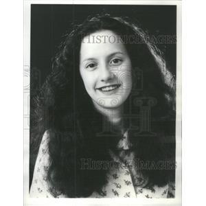 1977 Press Photo Devon Scott Actress Roberta Franklin Tony Randall Show ABC