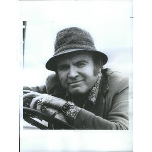1977 Press Photo Gene Evans American Actor. - RSC82427