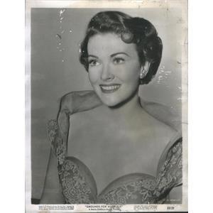 1951 Press Photo Paula Raymond Actress - RSC90517