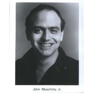 Press Photo John Moschitta Junior Television Commercial Actor Rapid Speech