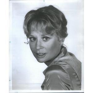 1977 Press Photo Lois June Nettelo American Actress Miss Chicago Of 1948