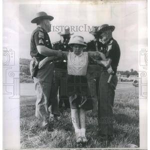 1963 Press Photo Madeleine Sherwoon Actress - RSC31357