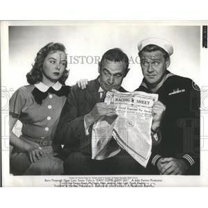 1946 Press Photo Diana Lynn American Film & Television Actress - RSC09419