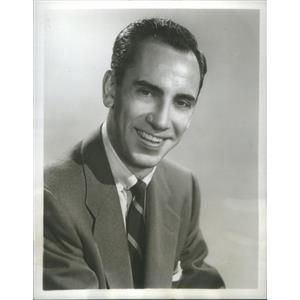 1953 Press Photo Rex Marshall Stars In Freedom Rings - RSC91927