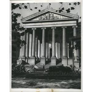 1946 Press Photo City Hall New Orleans Louisiana - RRX87901