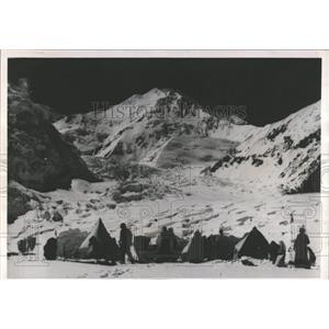 1964 Press Photo Mt. McKinley United States Alaska - RRX82789