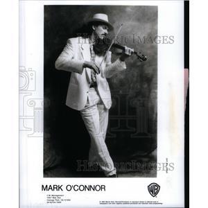 1995 Press Photo Mark O'Connor Violinst - RRX59441