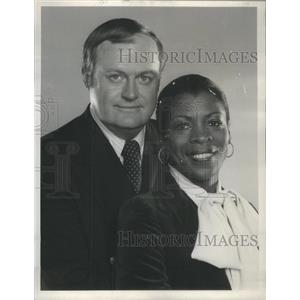 1976 Press Photo Roxie Roker American Television Actress Jeffersons - RSC38995