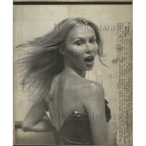 1973 Press Photo Cornelia Sharpe Serpico - RSC31889