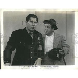 1941 Press Photo Buck Privates Actor Nat Pendleton - RSC99045