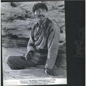 1967 Press Photo Jack Palance Burt Lanchaster The Professionals - RSC97697