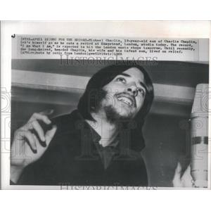 1965 Press Photo Michael Chaplin - RSC33191
