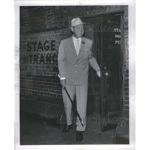 1959 Press Photo Forrest Tucker - RSC59207