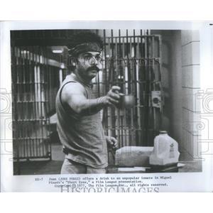 1977 Press Photo Jose Perez Actor - RSC46685