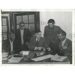 1940 Press Photo Indians Pledge Military Aid Tootiwana - RRX99971