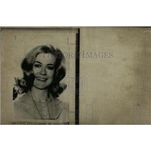 1970 Press Photo Jennifer Mills, Former Cuban Spy