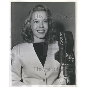 """1945 Press Photo Gege Pearson """"The Man Called X"""" - RSC30711"""