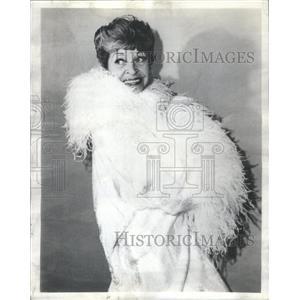 1969 Press Photo Martha Raye star Everyone Loves Opal - RSC95135