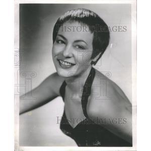 1956 Press Photo Empire Room Gharles Charlie Orchestra- RSA56819