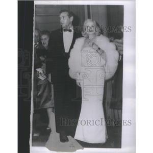 1958 Press Photo Hope Hampton American Silent Film Movie Actress- RSA97509