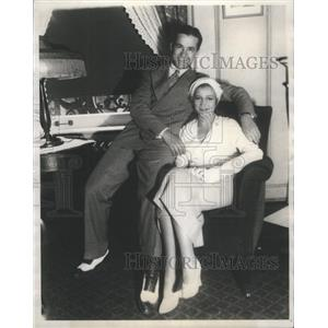 1931 Press Photo b.h.Rogea and wife - RSC45467