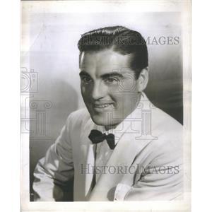 1952 Press Photo Phil Regan Star Co-Headline With Hoosier Hot Shot At StateLake