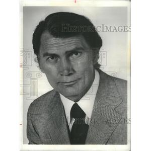 "1975 Press Photo Jack Palance stars as Alex Bronkov in ""Bronk"" - RSC93327"