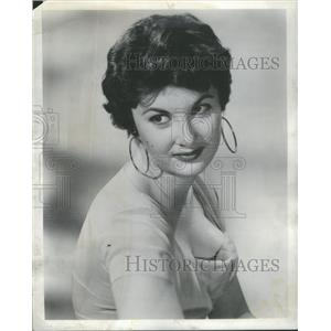 1955 Press Photo Melinda Markey (Actress)- RSA98911