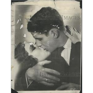 1931 Press Photo Rudy Vallee and Selly Blante - RSC30841