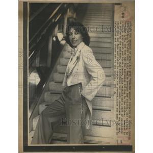 1977 Press Photo Lily Tamlin actress - RSC44205