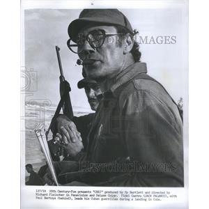 1969 Press Photo JACK PALANCE AMERICAN ACTOR - RSC93323