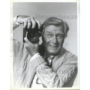George Gaynes Finnish-born American Actor.- RSA98041