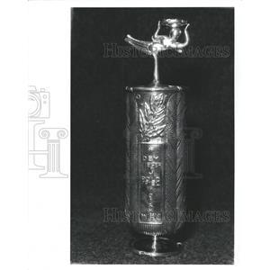 1930 Press Photo Josef Hoffmann Trophy Polo Games - RRW34305