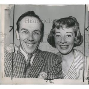 1960 Press Photo KING DONOVAN AMERICAN FILM ACTOR TELEVISION DIRECTOR IMOGENE